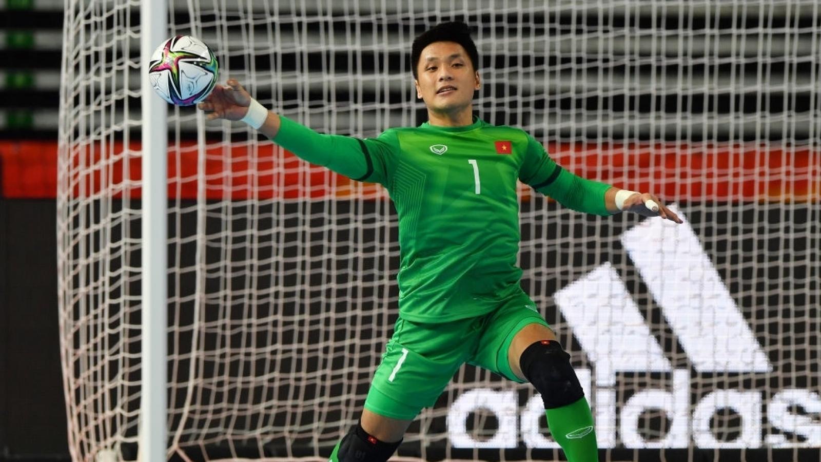 Dư âm ĐT Futsal Việt Nam 3-2 ĐT Futsal Panama: Niềm cảm hứng Hồ Văn Ý