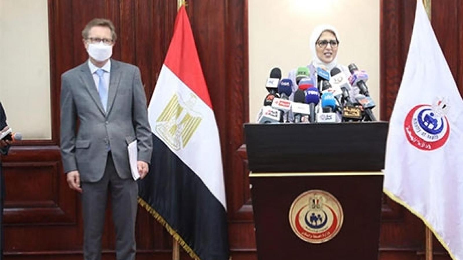 Tỷlệ mắc Covid-19 cao nhất tại Ai Cậpcó thể vào giữa tháng 10