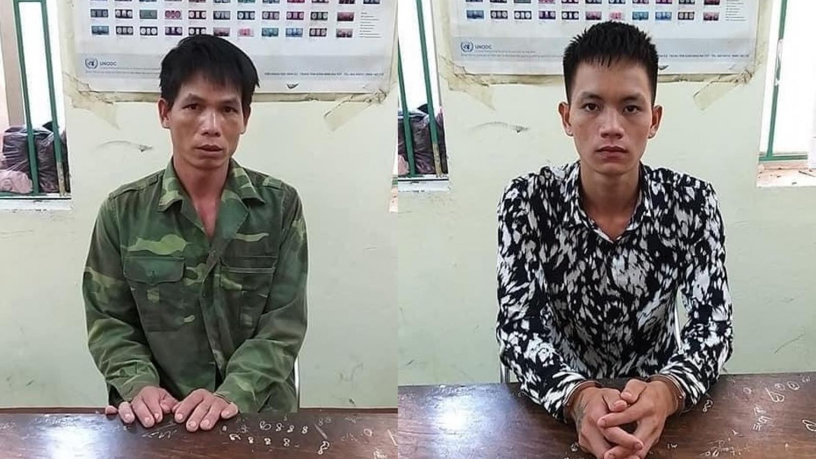 Hai cha con ở Cao Bằng đánh bị thương 3 cán bộ Công an huyện Bảo Lâm