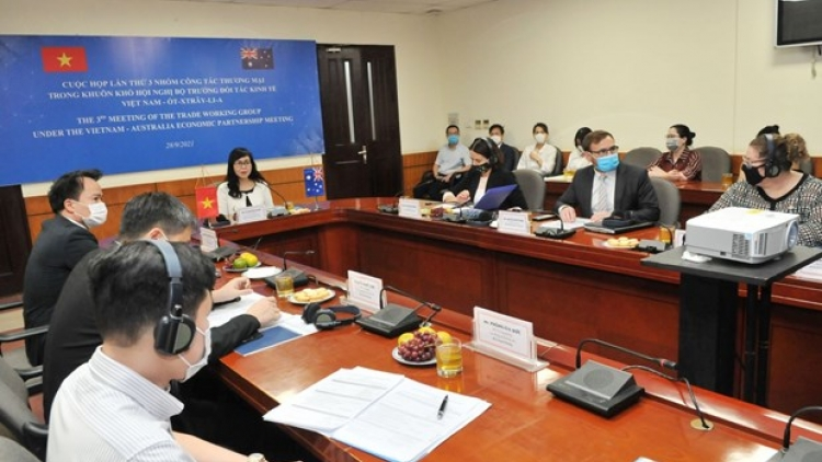Vietnam, Australia work towards balanced, sustainable trade