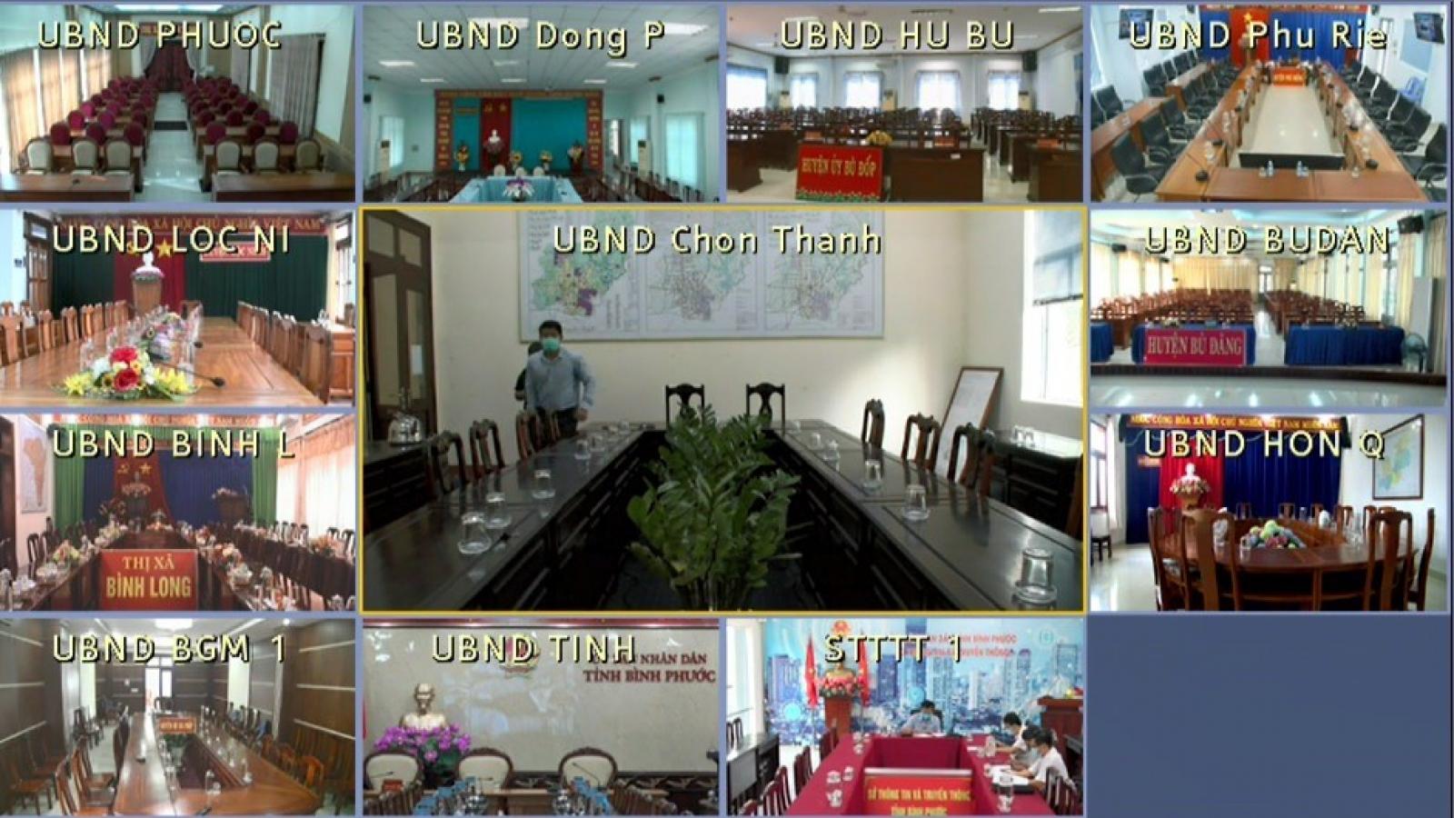 VNPT triển khai hội nghị trực tuyến phục vụ lễ kỷ niệm Quốc khánh 2/9