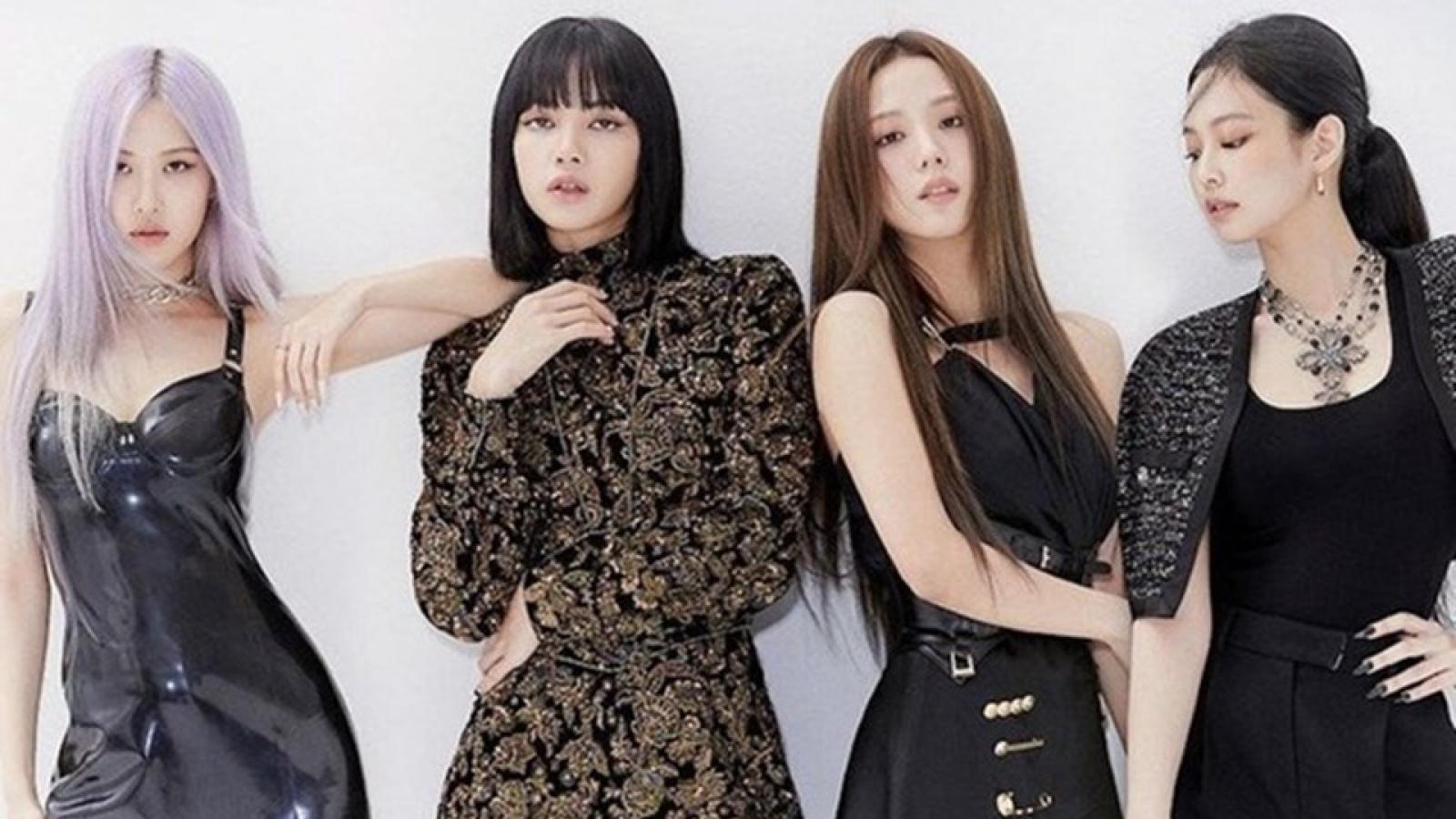 BLACKPINK tham dự Tuần lễ thời trang Paris Xuân/Hè 2022