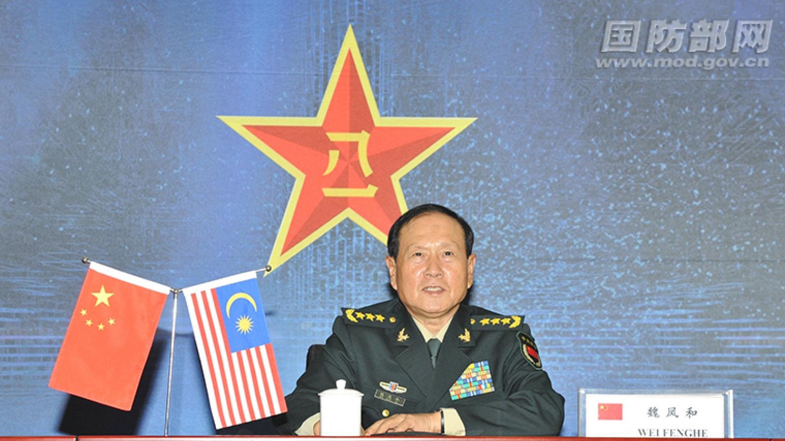 Trung Quốc và Malaysia cam kết hợp tác đảm bảo an ninh khu vực