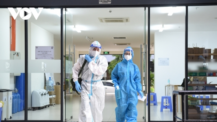 COVID-19: Vietnam reports 13,137 more infections, 9,211 recoveries