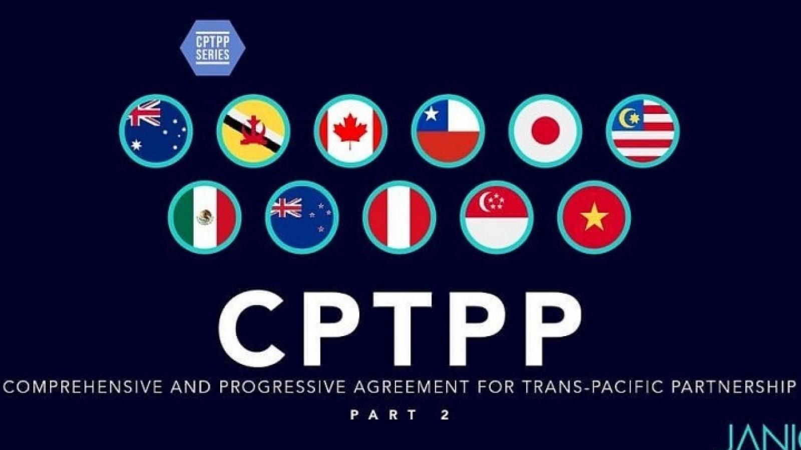 Đài Loan (Trung Quốc) chính thức nộp đơn xin gia nhập Hiệp định thương mại CPTPP