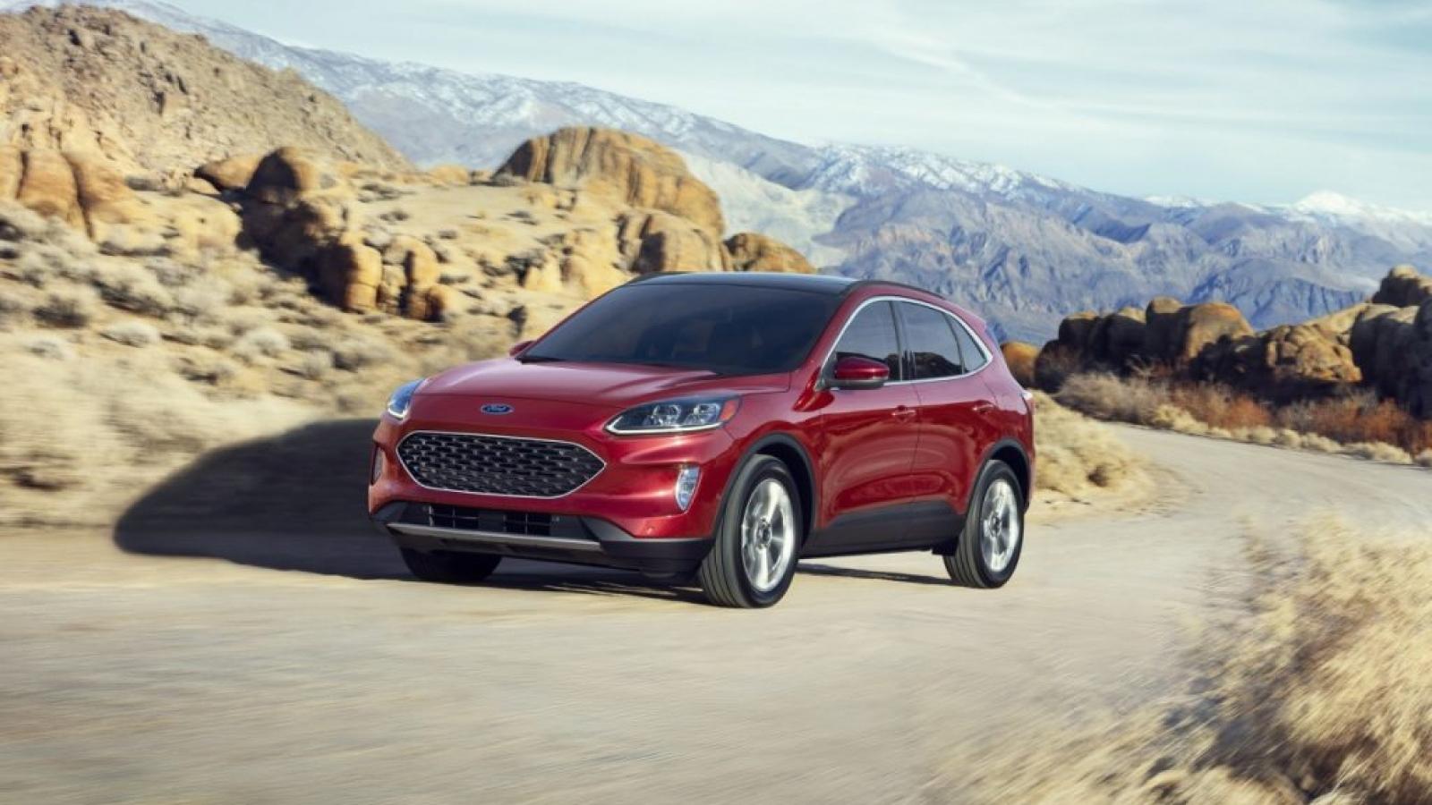 Top 10 mẫu SUV tiết kiệm nhiên liệu nhất năm 2021