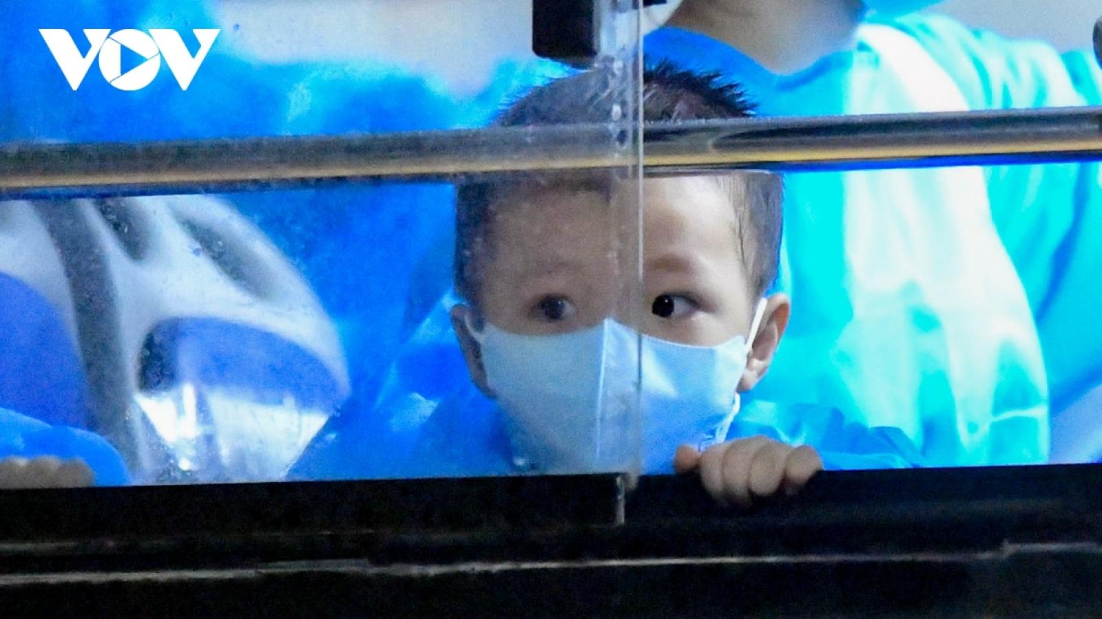 Hanoi capital relocates residents from coronavirus hotspot