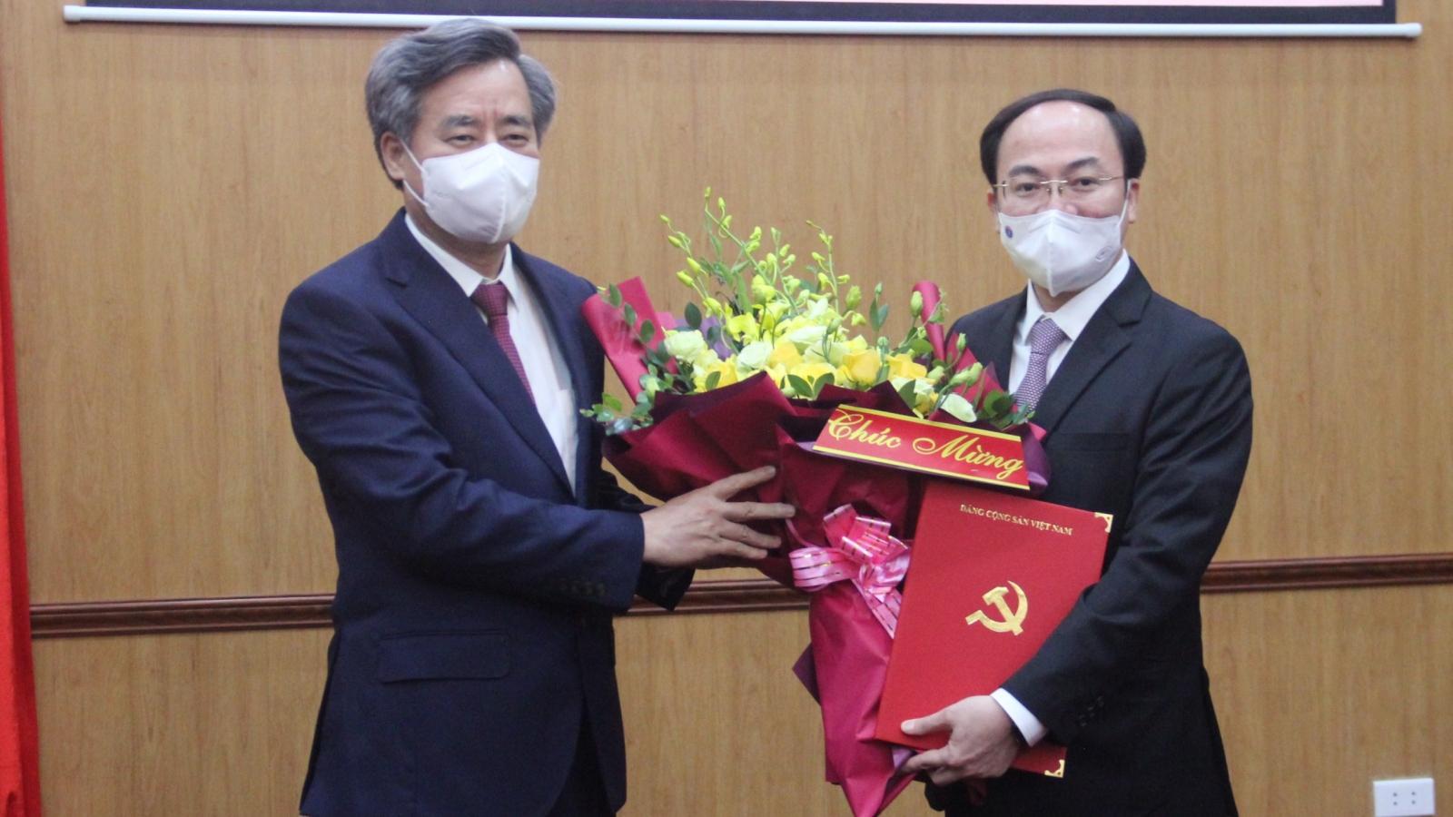 Phó Chánh Văn phòng T.Ư Đảng giữ chức Phó Bí thư Tỉnh ủy Bắc Kạn