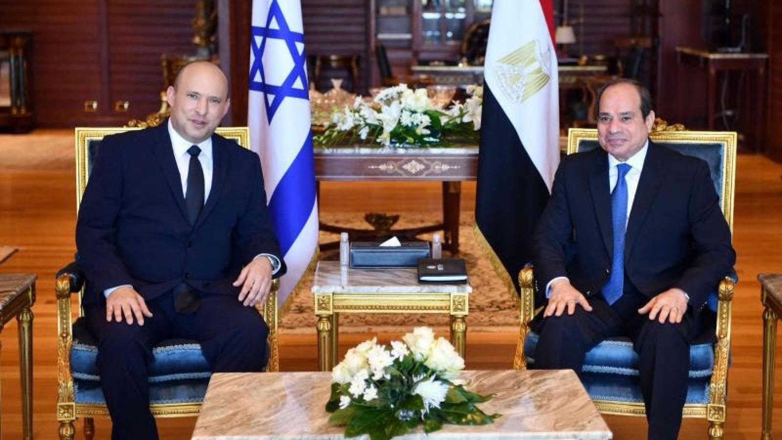 Ai Cập nhiều lần cố gắng hủy diệt Israel trước khi hòa giải với nhà nước Do Thái