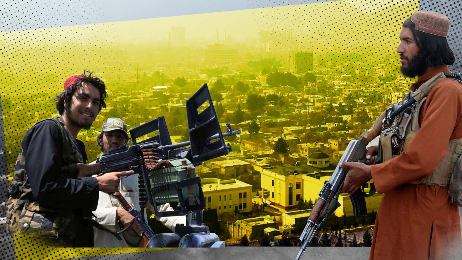 Thủ đô Kabul (Afghanistan) dưới chế độ Taliban lần 2: Yên tĩnh trong căng thẳng