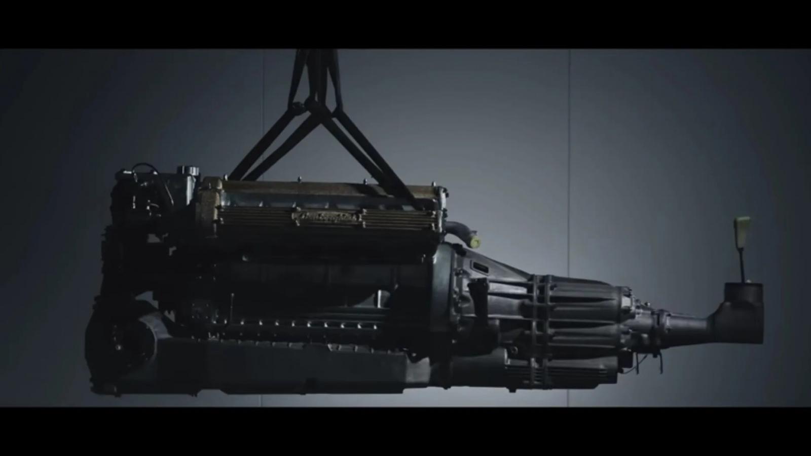 """Lamborghini tung video quá trình lắp động cơ cho siêu xe """"bí ẩn"""""""