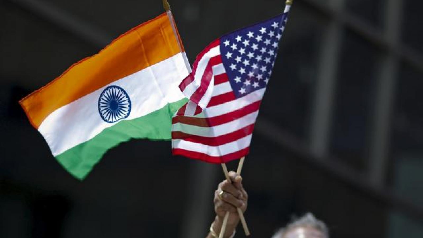 Mỹ - Ấn Độ tái khẳng định quan hệ quốc phòng song phương chặt chẽ