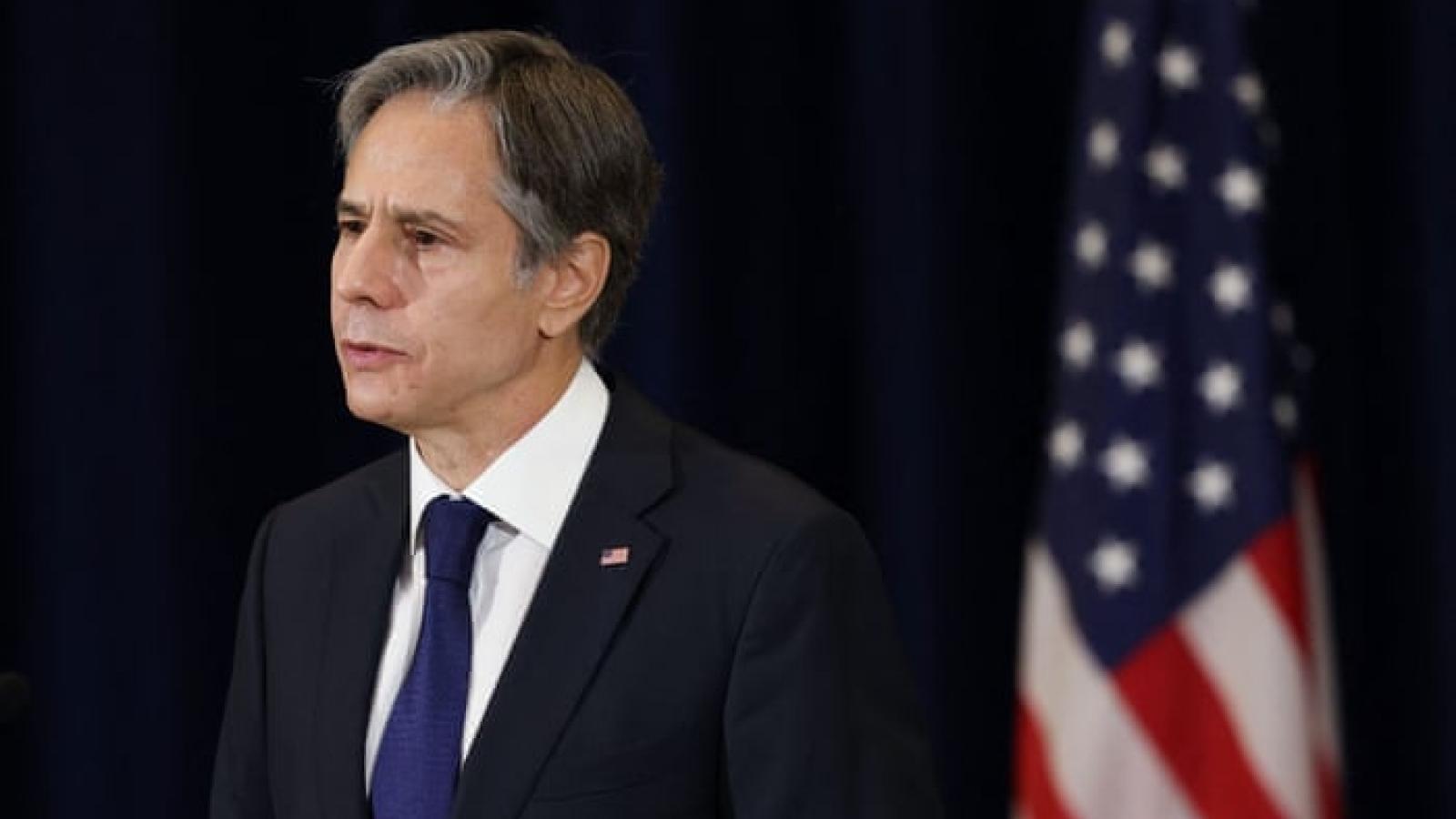 Phe Cộng hòa giận dữ khi chính quyền Mỹ thất hứa ở Afghanistan, ông Blinken phản bác