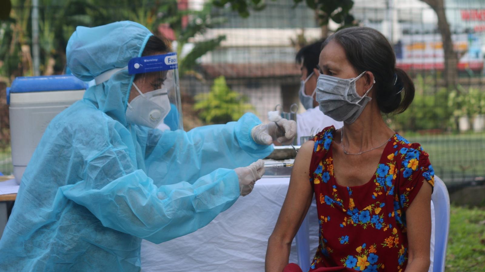 TP.HCM đẩy nhanh tốc độ tiêm vaccine