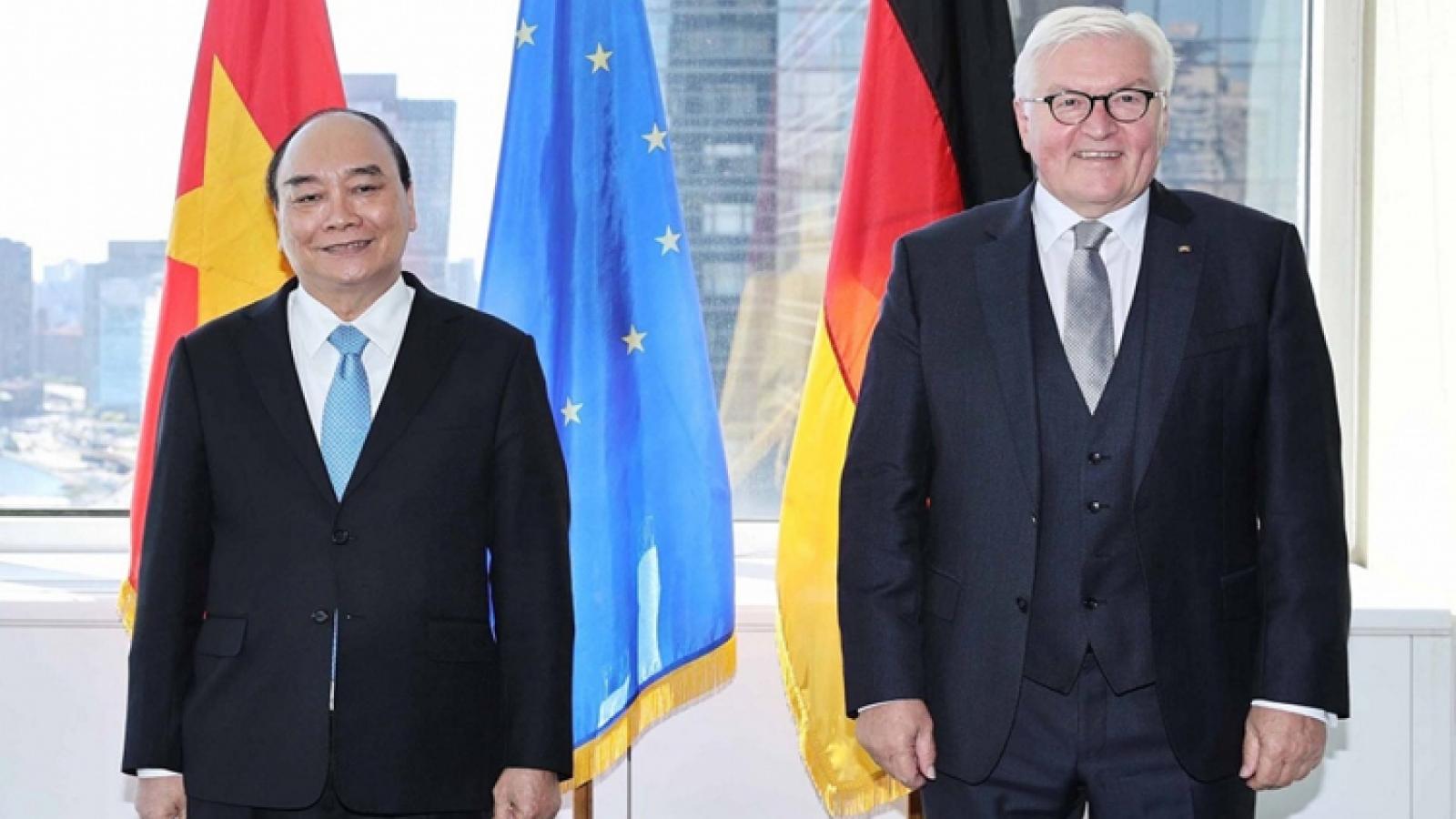Vietnam, Germany foster 10-year strategic partnership