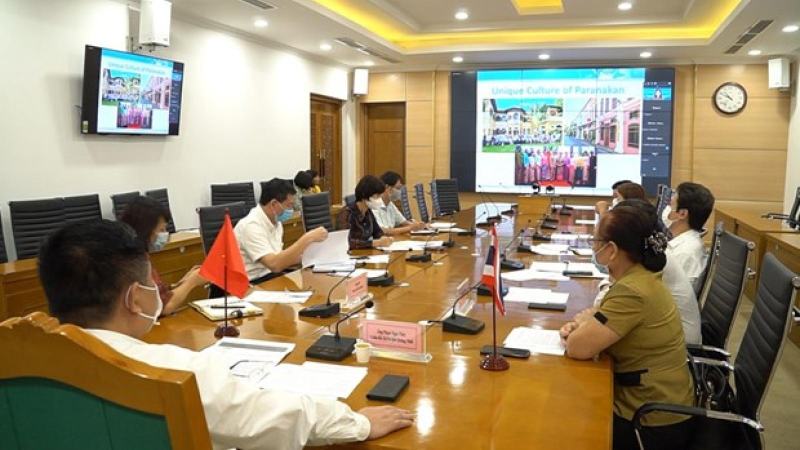 Quang Ninh, Phuket discuss post-pandemic tourism recovery