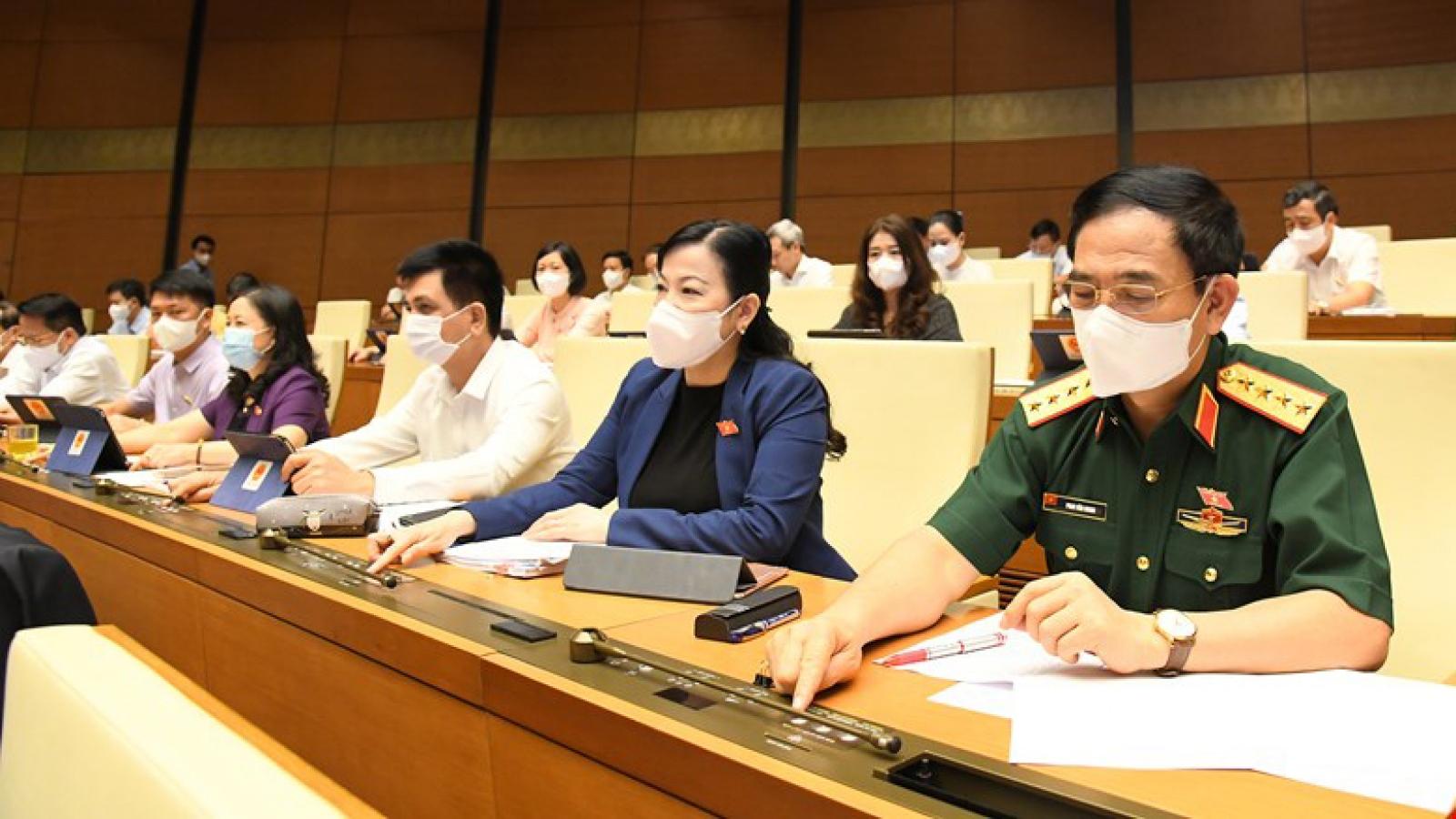 Giám sát để quyền Quốc hội trao được thực thi đúng và trúng