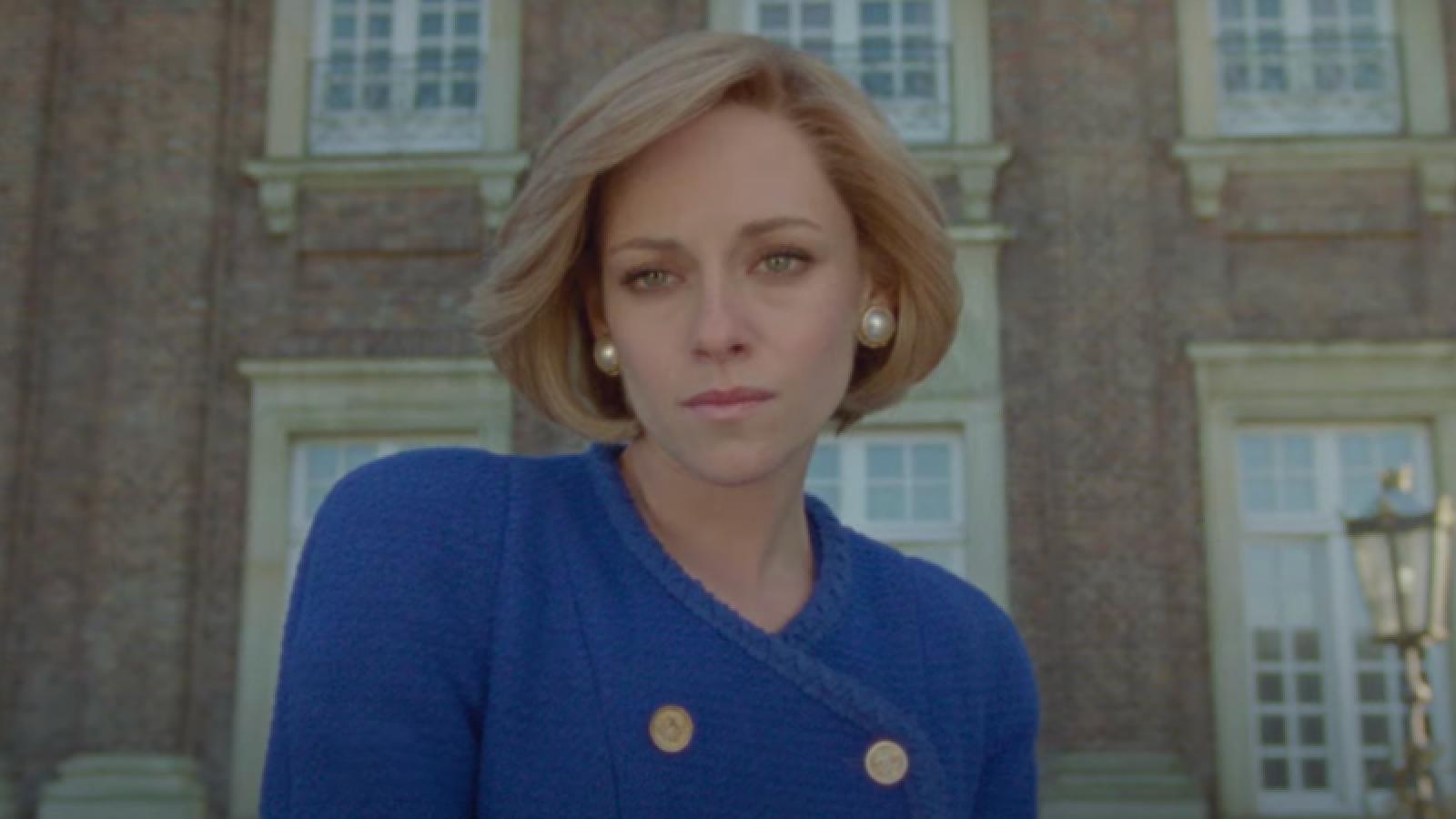 """Trailer """"Spencer"""" hé lộ màn hoá thân của Kristen Stewart trong vai Công nương Diana"""