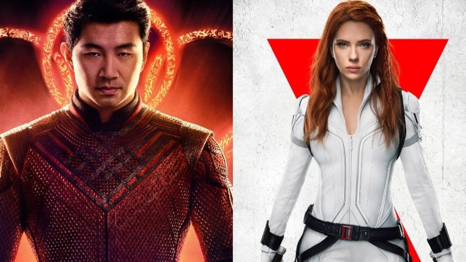 """""""Shang-Chi"""" vượt """"Black Widow"""", trở thành phim có doanh thu cao nhất phòng vé Bắc Mỹ"""