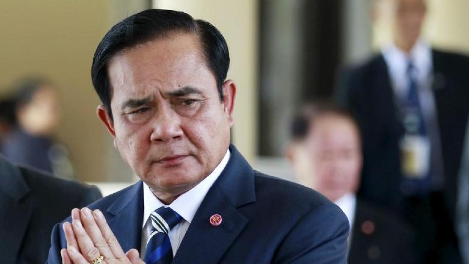 Thủ tướng Thái Lan lần thứ ba vượt qua bỏ phiếu bất tín nhiệm tại Quốc hội
