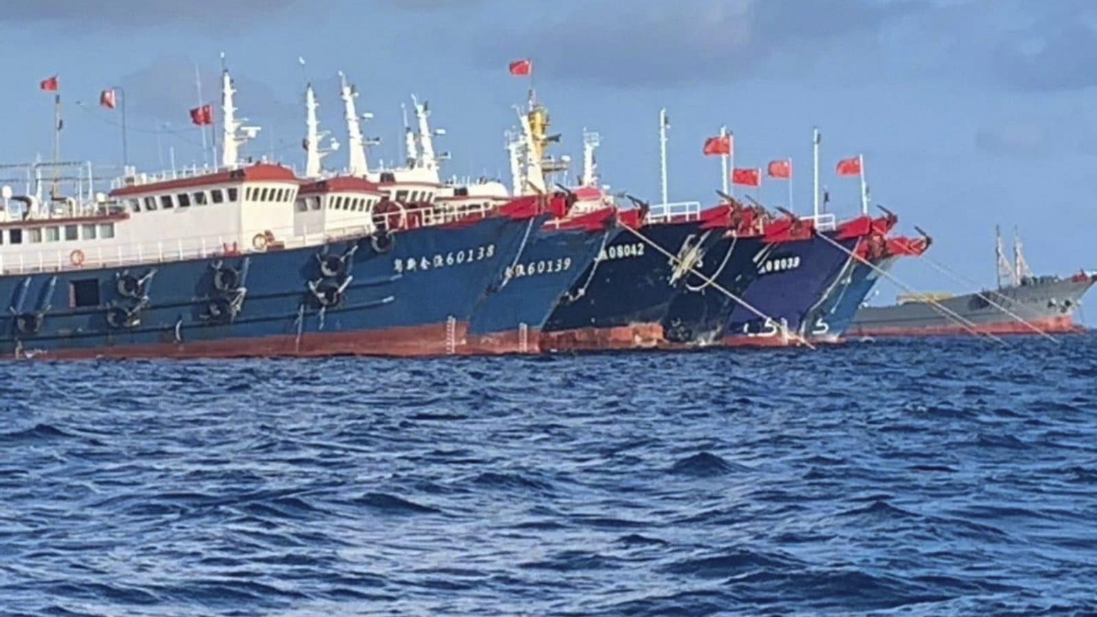 Lý do luật mới của Trung Quốc với tàu nước ngoài có thể làm tăng căng thẳng ở Biển Đông