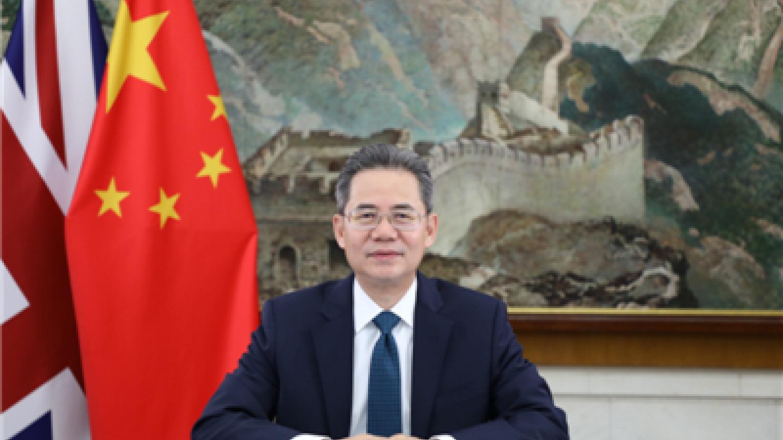 Phản ứng của Trung Quốc khi Đại sứ nước này bị Quốc hội Anh cấm cửa