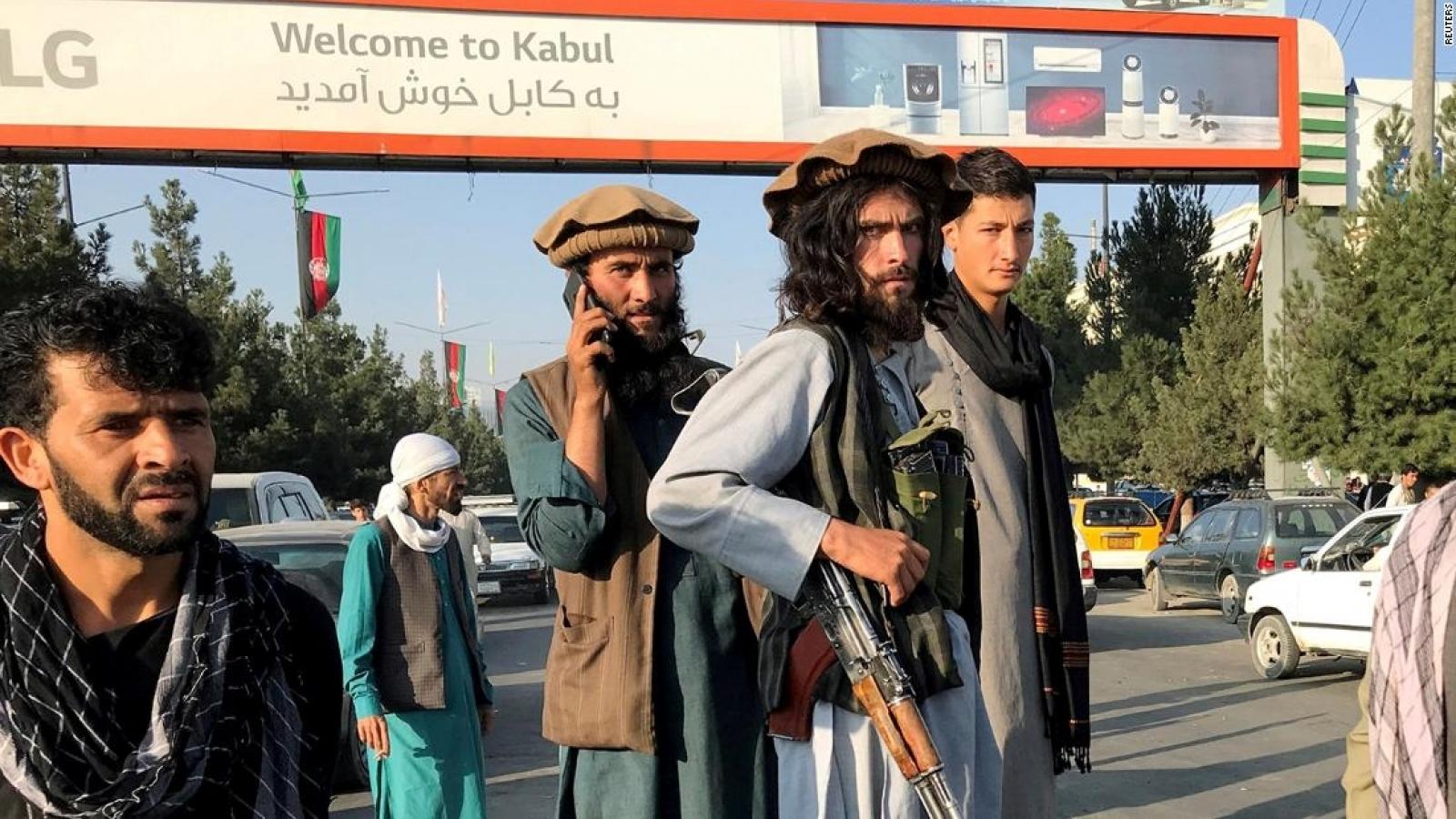Trung Quốc kêu gọi dừng trừng phạt kinh tế Afghanistan, Taliban kêu gọi quốc tế công nhận