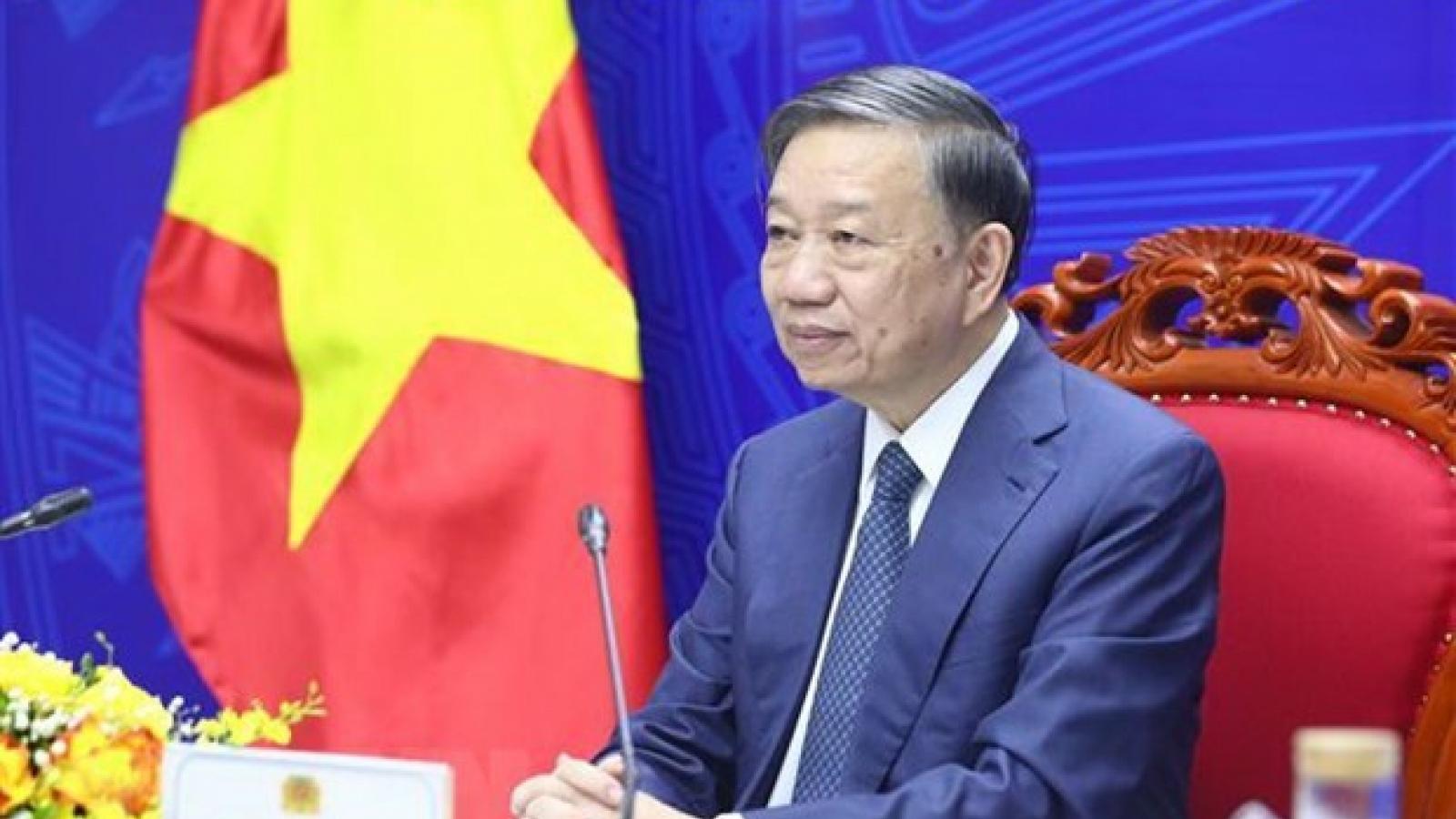 Vietnam, China forge cooperation in crime combat