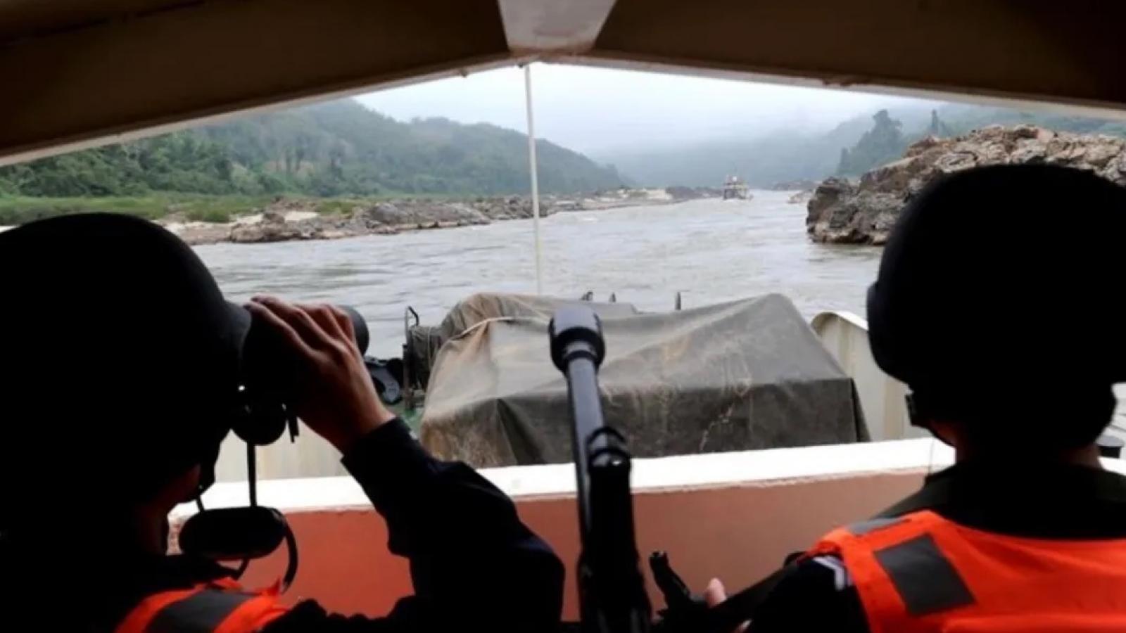 Trung Quốc và Mỹ cạnh tranh quyền lực quyết liệt trên dòng sông Mekong