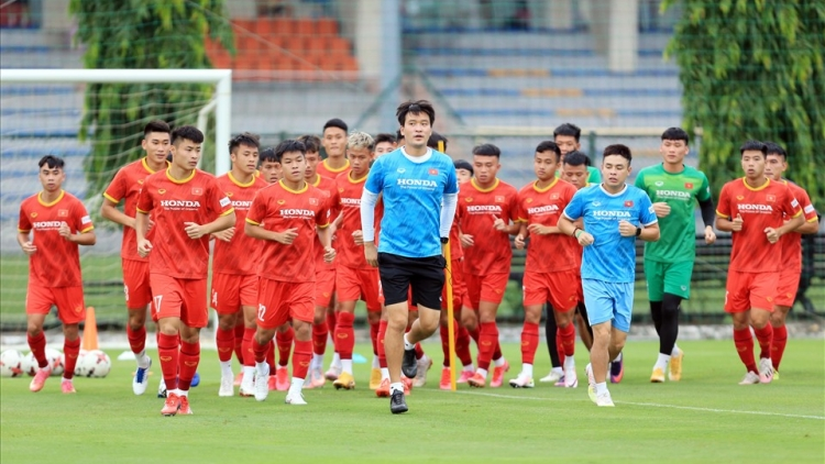Vietnam to play 2022 AFC U23 Asian Cup qualifiers in Kyrgyzstan