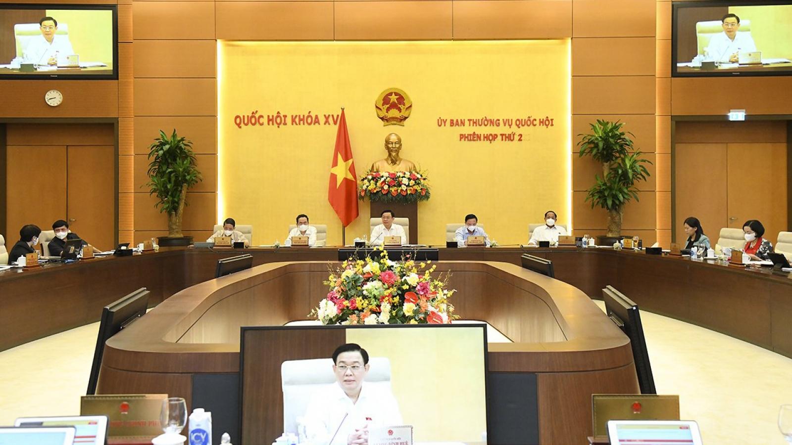 Thường vụ Quốc hội sẽ xem xét chính sách đặc thù cho Thanh Hoá