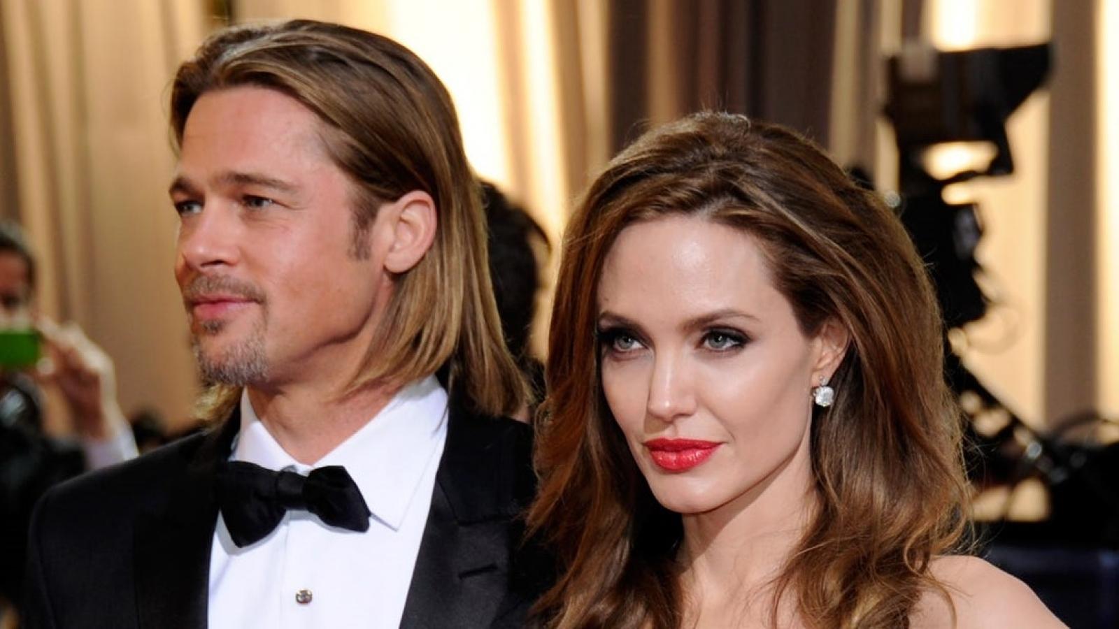 Angelina Jolie lo lắng cho sự an toàn của các con
