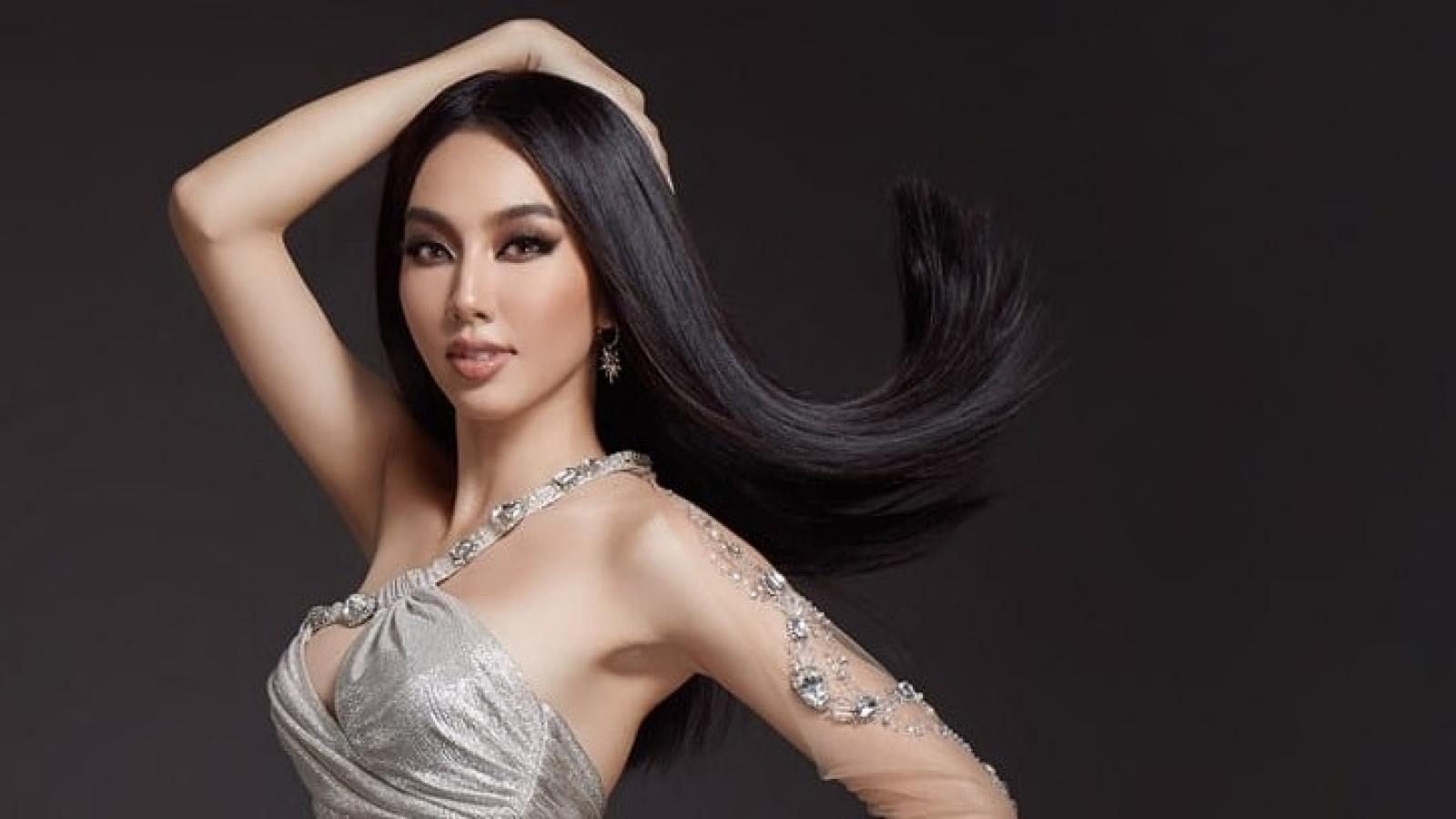 Hé lộ trang phục dân tộc của Thùy Tiên tại Miss Grand International 2021