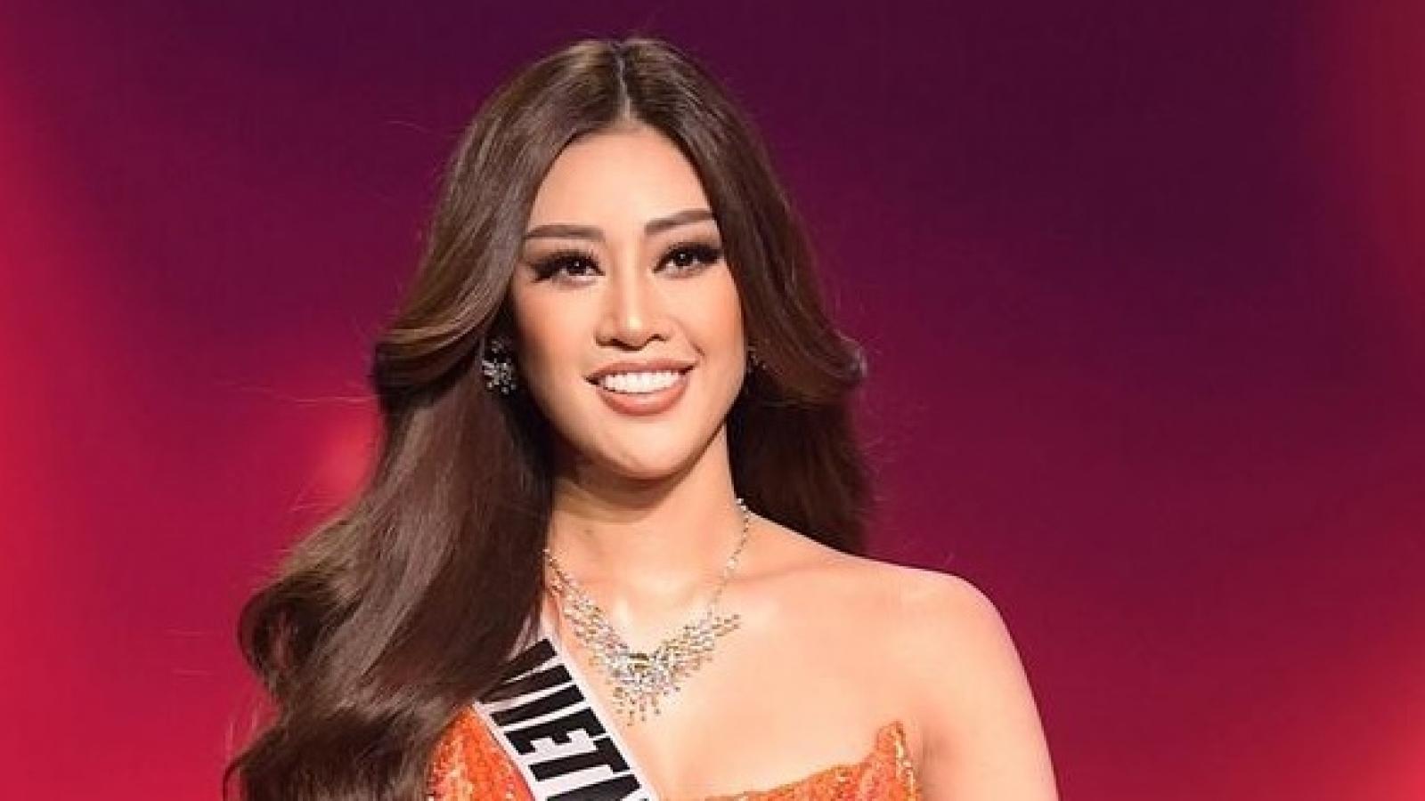 """Lộ diện top 8 """"Hoa hậu của các Hoa hậu"""" năm 2020, Khánh Vân gây tiếc nuối"""