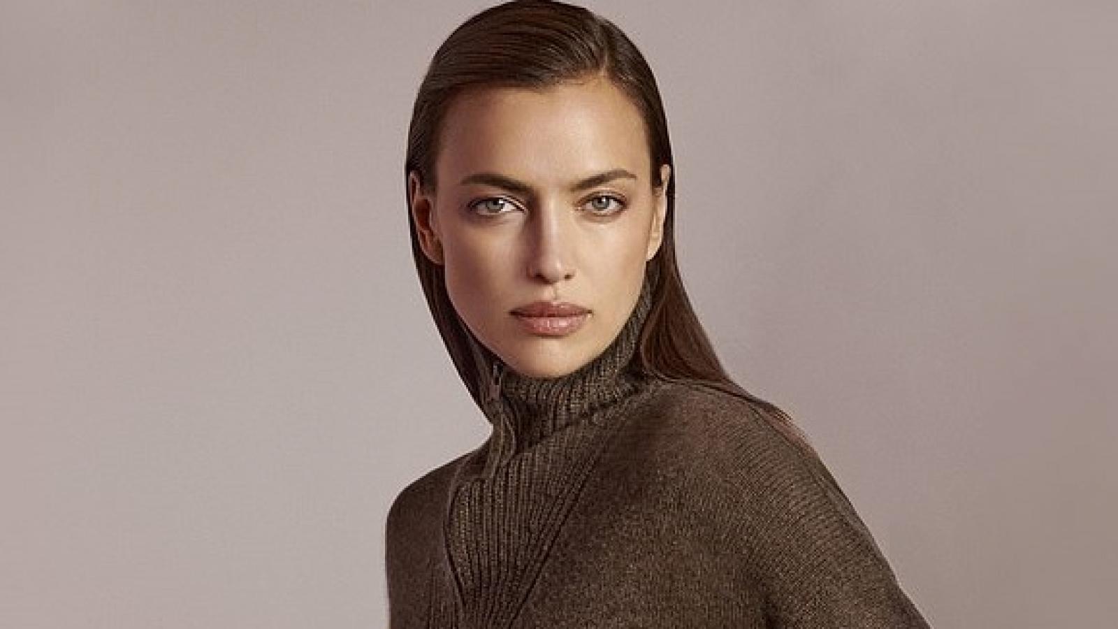 """""""Mẹ đơn thân"""" Irina Shayk nóng bỏng trong bộ ảnh thời trang mới"""