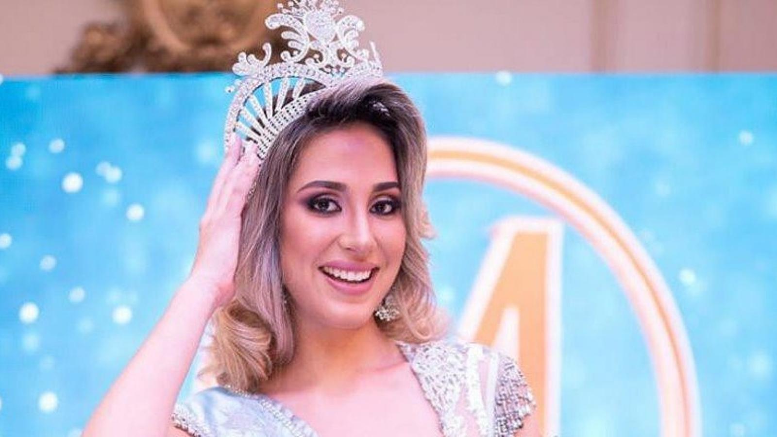 Vũ công ba lê xinh đẹp trở thành Hoa hậu Thế giới Guatemala 2021