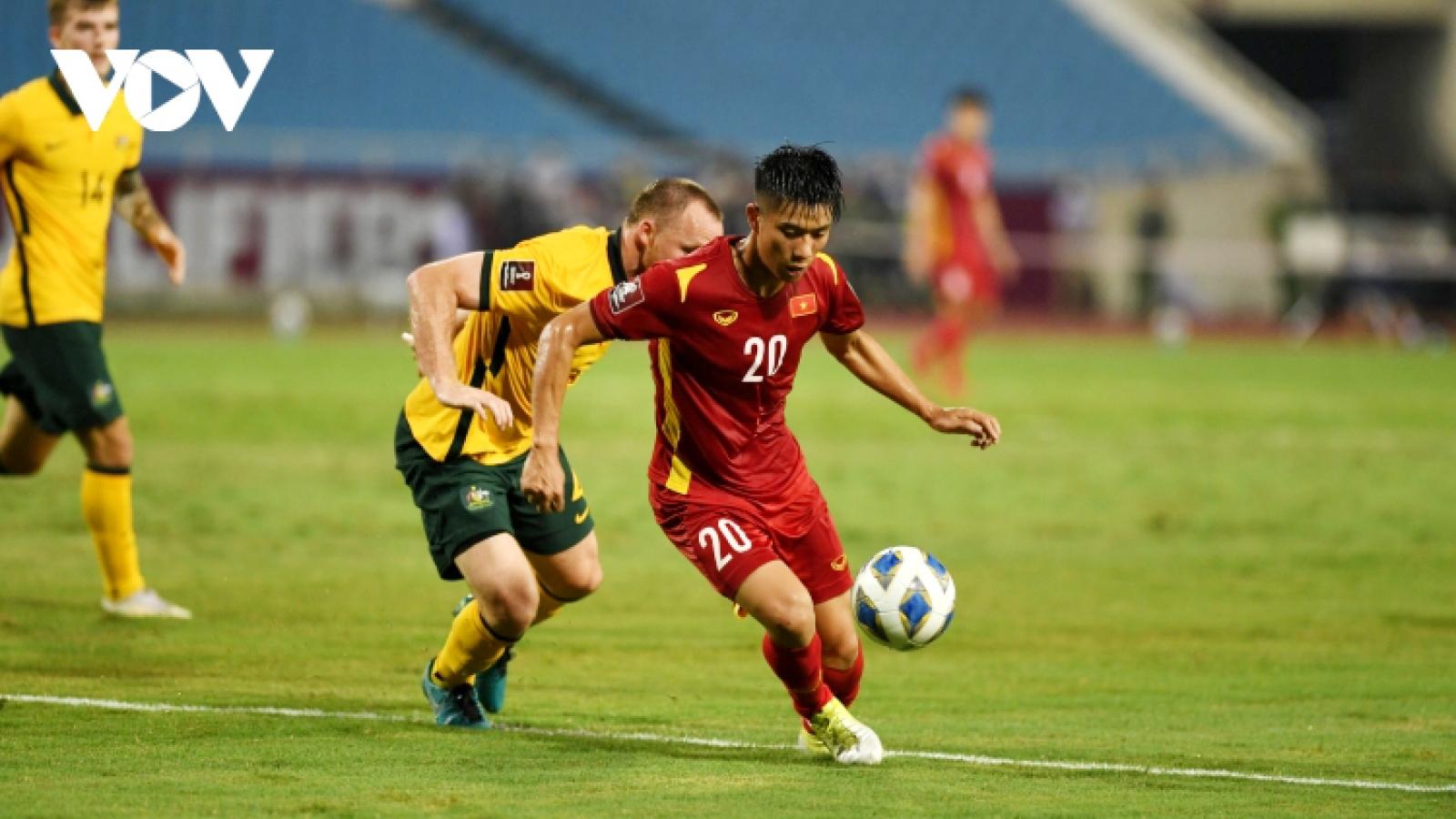 Australia defeat hosts Vietnam 1-0 in FIFA WC 2022 qualifier