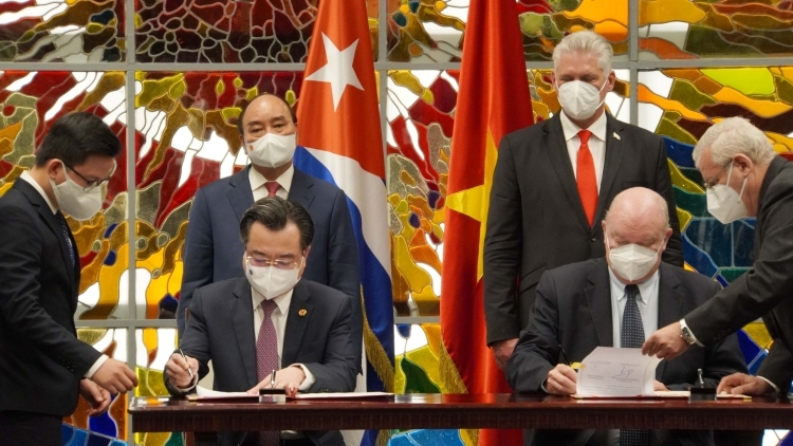 Cuba prioritises vaccine supply, technology transfer to Vietnam