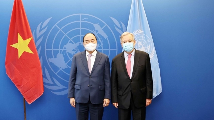 Vietnam supports UN's role in global governance