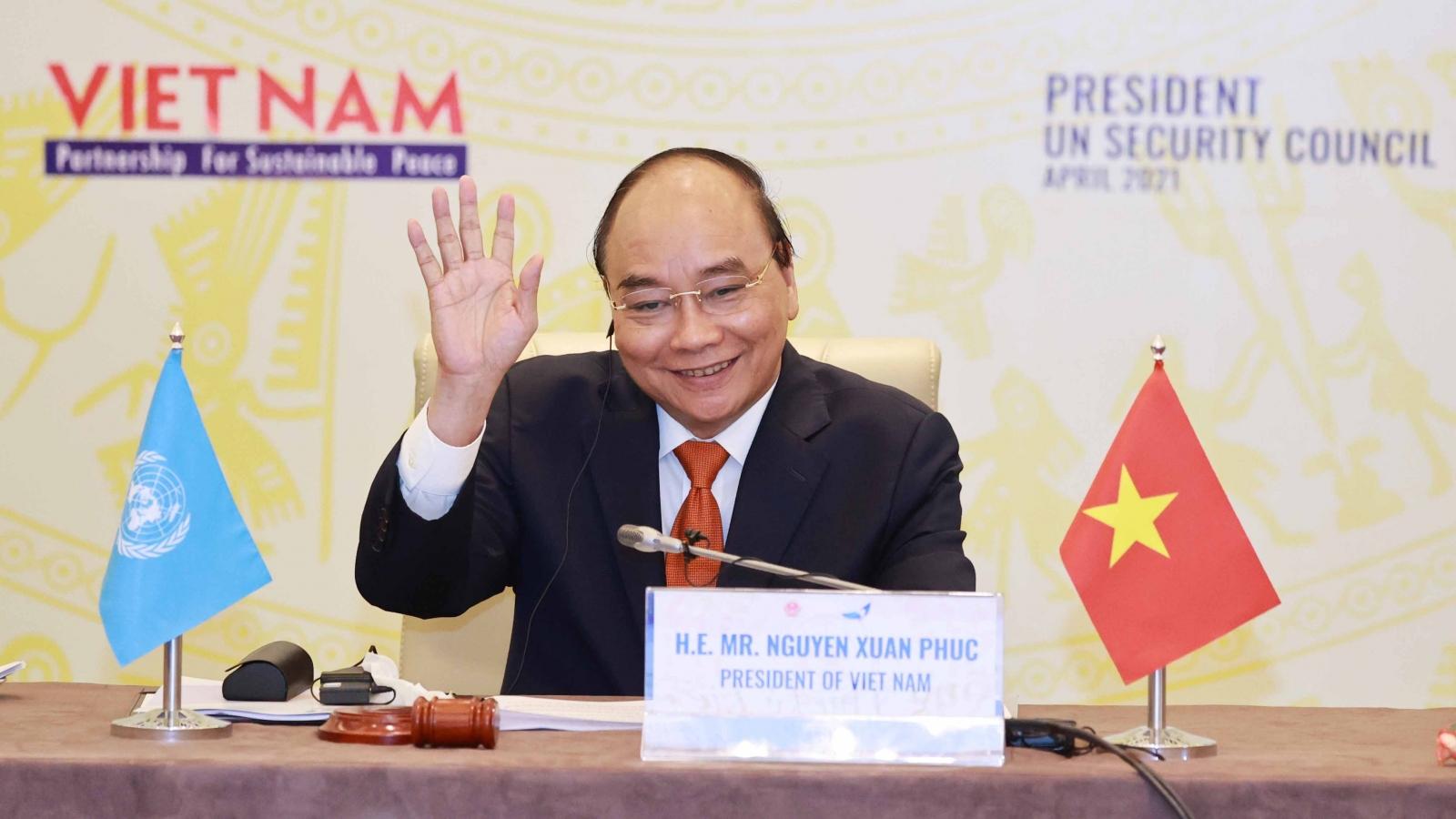 """""""Việt Nam luôn là đối tác mạnh của Liên hợp quốc"""""""