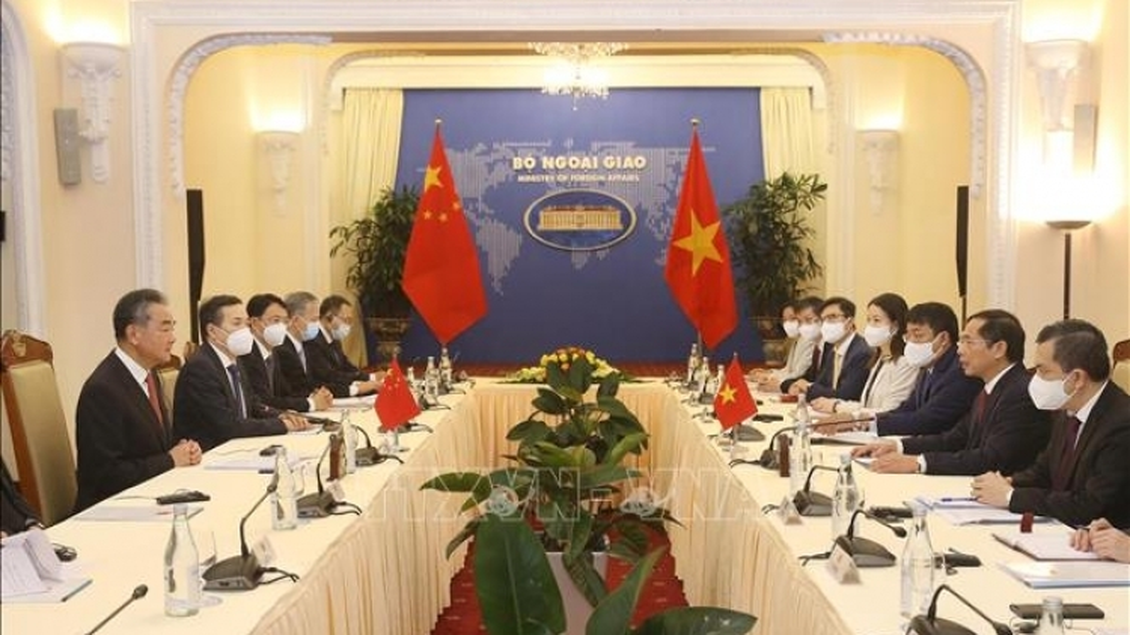 Hanoi talks help deepen Vietnam-China strategic partnership