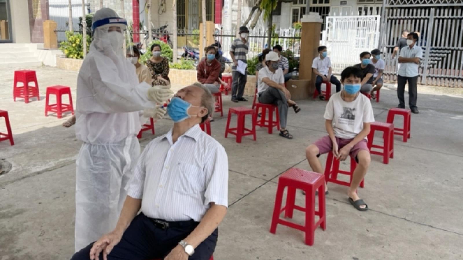 Một phường ở Đồng Nai có hơn 50 ca mắc COVID-19 khi vừa gỡ phong tỏa rộng