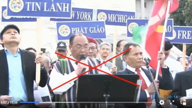 Religion disguised reactionary organisation unmasked in Vietnam