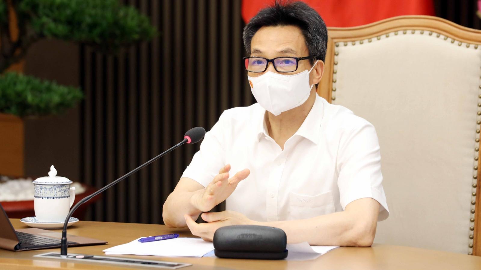 """PTT Vũ Đức Đam: """"Sẽ có ứng dụng công nghệ duy nhất để phòng, chống dịch"""""""