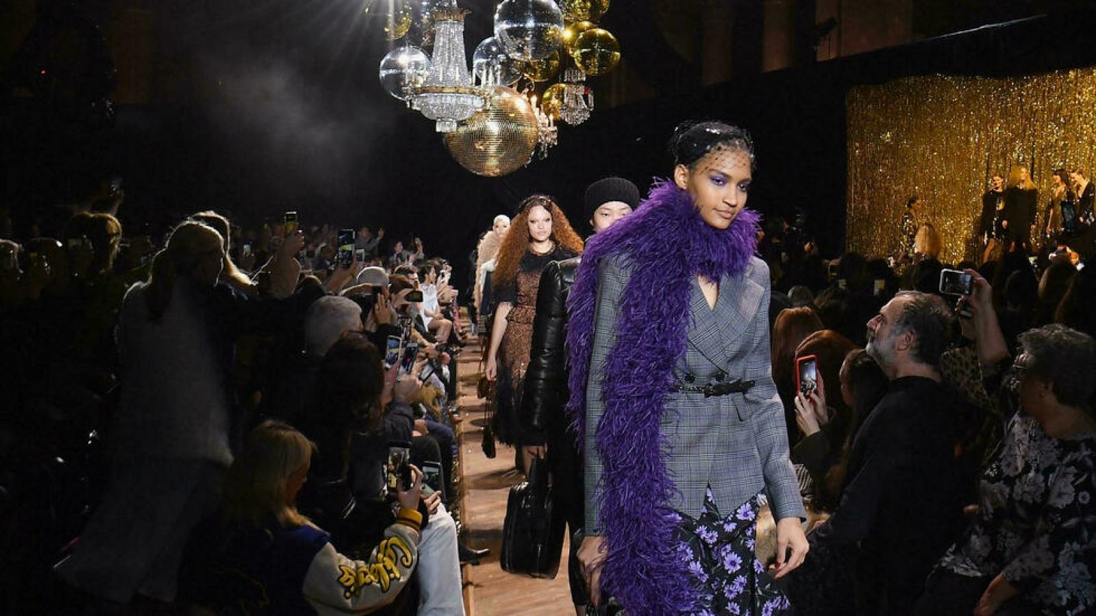 Sàn catwalk sôi động trở lại, Peter Do lần đầu tham dự Tuần lễ Thời trang New York