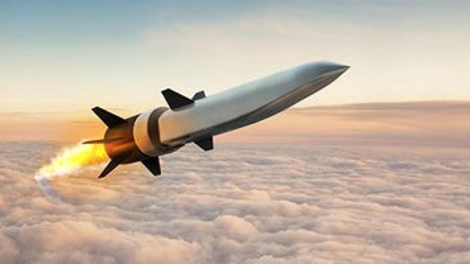 Mỹ thử thành công tên lửa siêu thanh mới giữa cuộc cạnh tranh với Nga - Trung