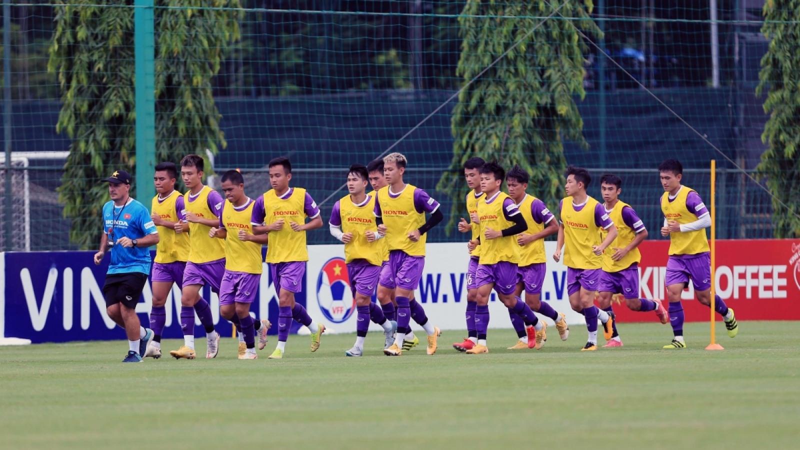 HLV Park Hang Seo phải thay đổi kế hoạch cho đội U23 Việt Nam vì Covid-19