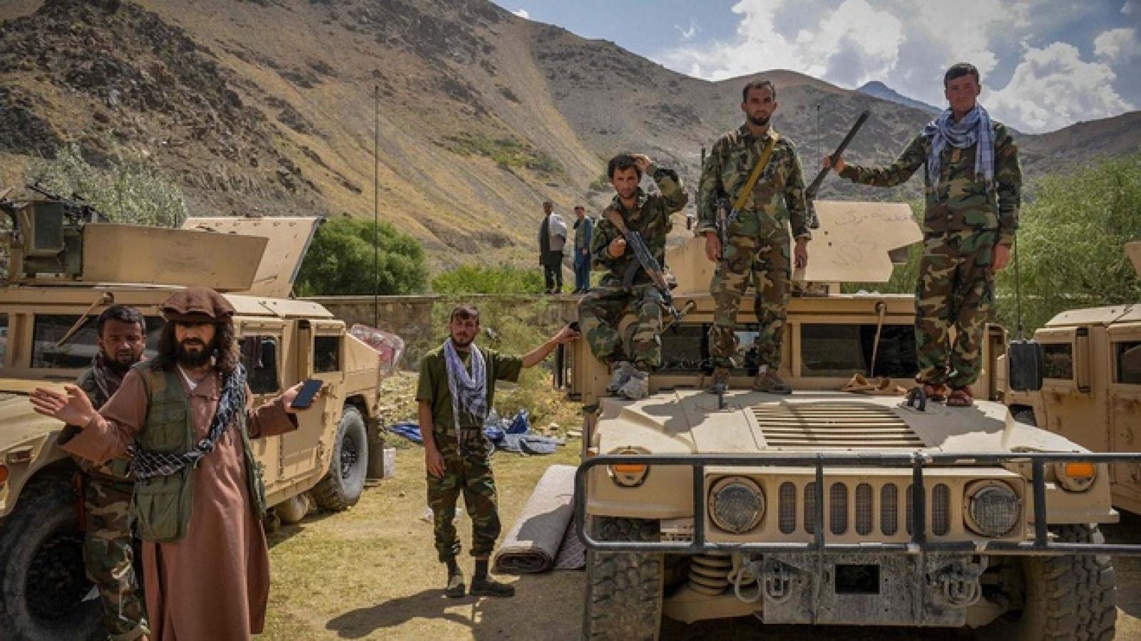 Tỉnh Panjshir thất thủ: Taliban nói có, quân kháng chiến bảo không