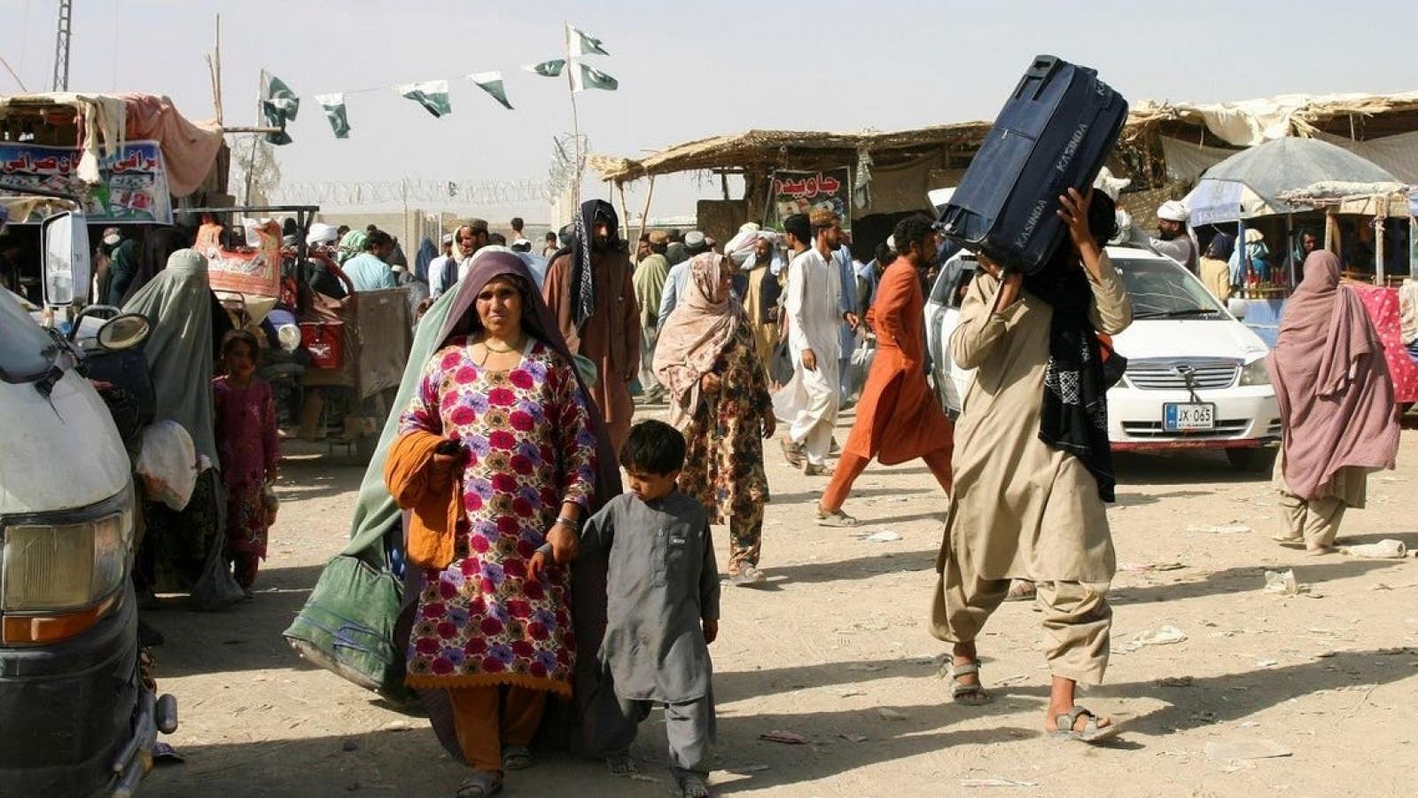 Afghanistan hoan nghênh việc Mỹ cho phép viện trợ nhân đạo