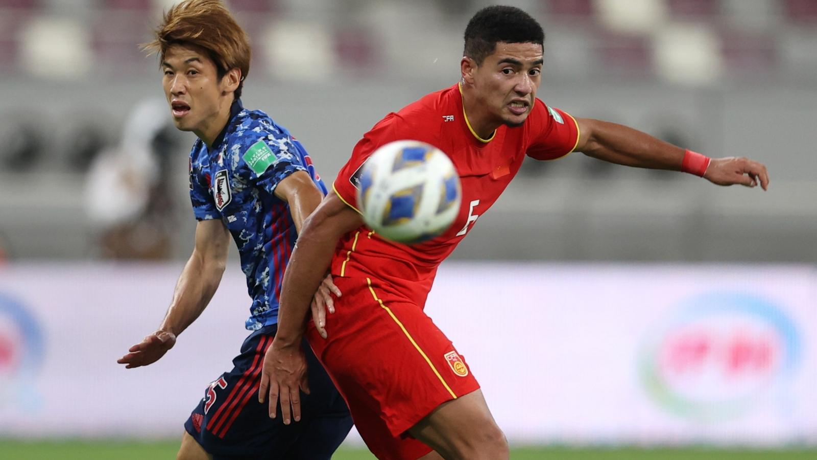 """Cầu thủ nhập tịch Trung Quốc: """"Chúng tôi tự tin thắng Việt Nam"""""""